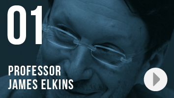 Hear an interview with Professor James Elkins