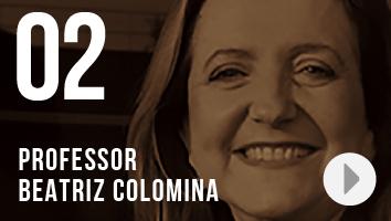 Play the talk from Prof Beatriz Colomina